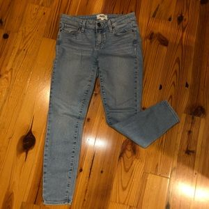PAIGE VERDUGO JEANS WORN ONCE!